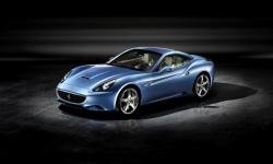 2009 Ferrari California