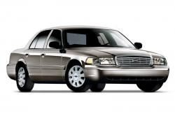 2009 Ford Crown Victoria #11