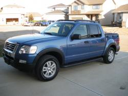 2009 Ford Explorer Sport Trac #9