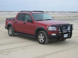 2009 Ford Explorer Sport Trac #16