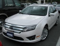 2009 Ford Fusion #17