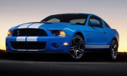 2009 Ford Shelby GT500 #16
