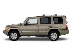 2009 Jeep Commander #8