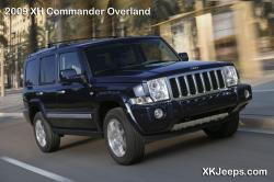 2009 Jeep Commander #6