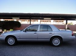 2009 Mercury Grand Marquis #14