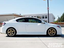 2009 Scion tC #16