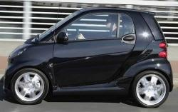 2009 smart fortwo #5