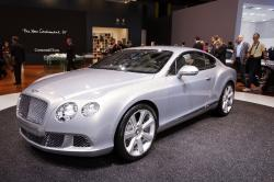 2010 Bentley Continental GTC #17