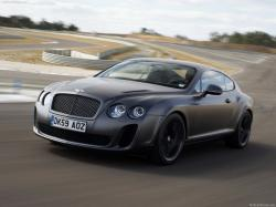 2010 Bentley Continental Supersports #13