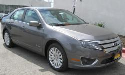 2010 Ford Fusion #12
