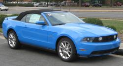 2010 Ford Mustang #12