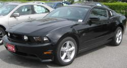 2010 Ford Mustang #16