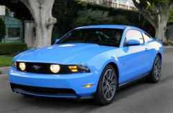 2010 Ford Mustang #14