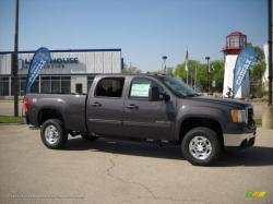 2010 GMC Sierra 2500HD #4