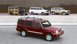 2010 Jeep Commander #13