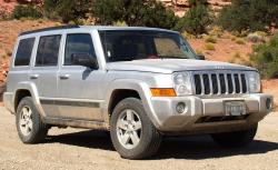 2010 Jeep Commander #14