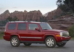 2010 Jeep Commander #15