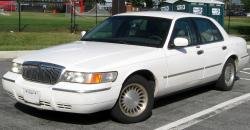2010 Mercury Grand Marquis #6