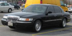 2010 Mercury Grand Marquis #8