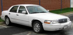2010 Mercury Grand Marquis #10