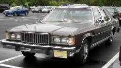 2010 Mercury Grand Marquis #11