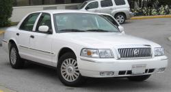 2010 Mercury Grand Marquis #7