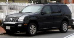 2010 Mercury Mountaineer #13