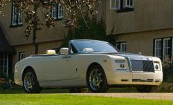 2010 Rolls-Royce Phantom Drophead Coupe #5