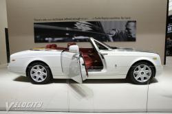 2010 Rolls-Royce Phantom Drophead Coupe #10