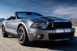 2010 Ford Shelby GT500 #4