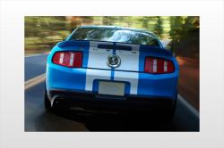 2010 Ford Shelby GT500 #8