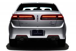 2010 Lincoln MKZ #8