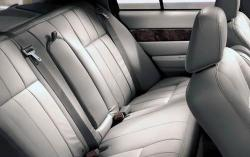 2010 Mercury Grand Marqui interior #3
