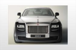 2010 Rolls-Royce Ghost #8