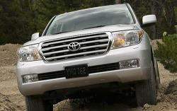 2011 Toyota Land Cruiser #6