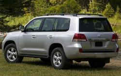 2011 Toyota Land Cruiser #4
