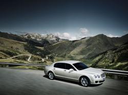 2011 Bentley Continental Flying Spur Speed #9