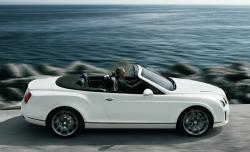2011 Bentley Continental Supersports Convertible #2