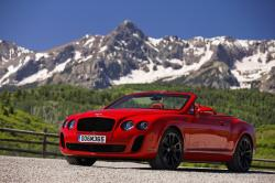2011 Bentley Continental Supersports Convertible #5