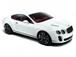 2011 Bentley Continental Supersports Convertible #6