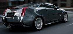 2011 Cadillac CTS Coupe #17
