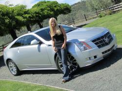 2011 Cadillac CTS Coupe #12