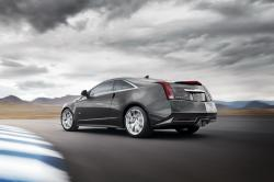 2011 Cadillac CTS Coupe #20