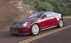 2011 Cadillac CTS-V Coupe #12