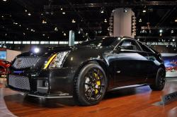 2011 Cadillac CTS-V Coupe #13