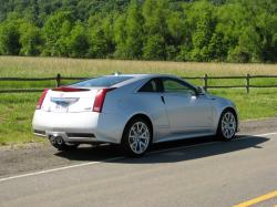 2011 Cadillac CTS-V Coupe #16