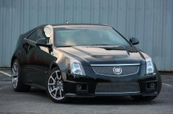 2011 Cadillac CTS-V Coupe #19