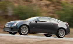 2011 Cadillac CTS-V Coupe #18