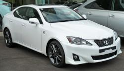 2011 Lexus IS 250 #11