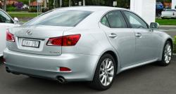 2011 Lexus IS 250 #7